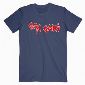 Girl Gang ACDC T Shirt