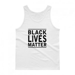 Black Lives Matter Tank Top Unisex