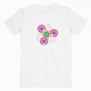 Donut Spinner T shirt