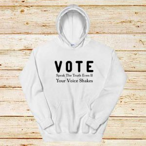 Vote-Speak-The-Truth-White-Hoodie